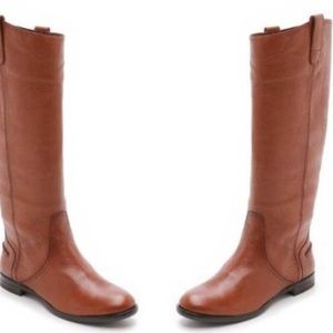 Madewell Archive Boots in Classic Cognac